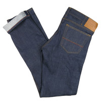 WHITE OAK® CONE MILLS® SELVEDGE DENIM – STRAIGHT AYDEN JEAN – 13 OZ