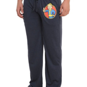 Fallout Vault Boy Guys Pajama Pants