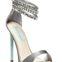 Blue by Betsey Johnson Marry Evening Sandals