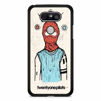 Twenty One Pilots Poster Art LG G5 Case