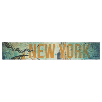 "iRuz33 ""New York"" Table Runner"