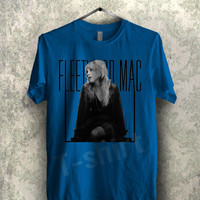 beautiful stevie nick fleetwood mac tee -1nna Unisex T- Shirt For Man And Woman / T-Shirt / Custom T-Shirt / Tee