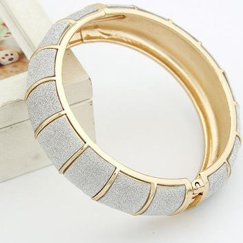 Hair Accessories Korean Matte Stickers Bangle Sponge [11337091399]