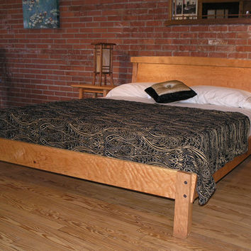 Sunrise Platform Bed