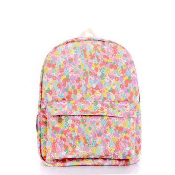 Canvas Backpack = 4887820036