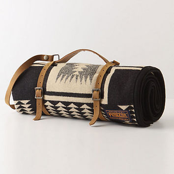 Pendleton Throw, Black