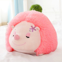Children Super Cute Plush Toy Hedgehog Plush Toys for Kids Gift