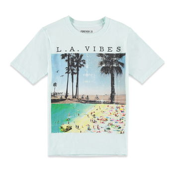 Boys LA Graphic Tee (Kids)