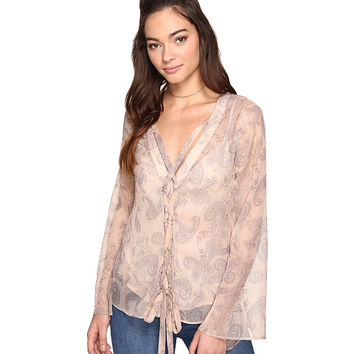 The Jetset Diaries Sublime Illusion Top