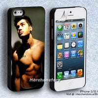 Zayn Malik Cool One Direction iPhone 5 or 5S Case