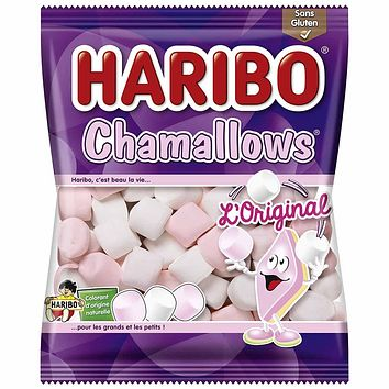 Haribo Original Chamallows 3.5 oz. (100g)