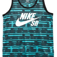 Boy's Nike Logo Graphic Dri-FIT Tank,