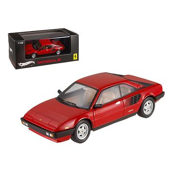 Ferrari Mondial 8 Red Elite 1 of 5000 Produced Worldwide 1:43 Diecast