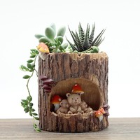 Garden Flowerpot Decoration