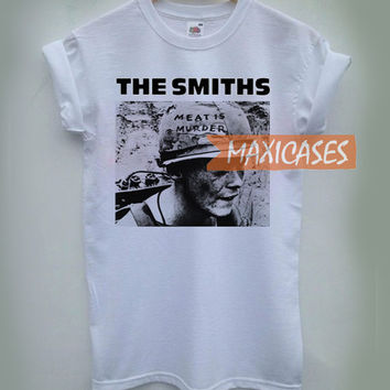 The Smiths Meat Is Murder Revisited T-shirt Men Women and Youth