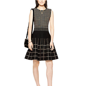 Kate Spade Devlyn Dress Black/Pumice