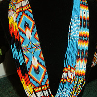 Native Bead Necklace