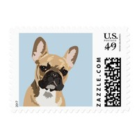 French Bulldog | Cute Frenchie Postage