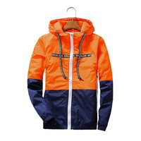 Hoodies Rain Jacket Fashion for Ladies