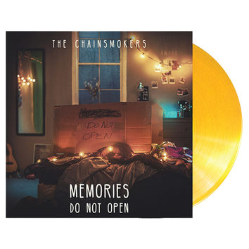 The Chainsmokers Official Store | Memories...Do Not Open Vinyl