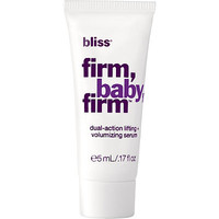 FREE deluxe sample Firm, Baby, Firm Serum (0.17 oz.) w/any $25 Bliss purchase