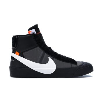 "Nike ""Grim Reaper"" Blazer by Off-White"