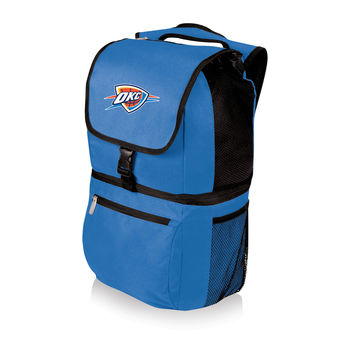 Oklahoma City Thunder - 'Zuma' Cooler Backpack by Picnic Time (Blue)
