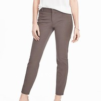 New Sloan-Fit Slim Ankle Pant | Banana Republic