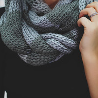 In A Twist Infinity Scarf