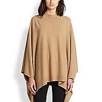 Theory - Florencia Poncho Sweater - Saks Fifth Avenue Mobile