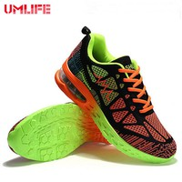Sport Running Shoes Men's Cushioning Sneakers Breathable Mesh Outdoor Sneakers
