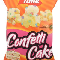 JOLLY TIME: Confetti Cake Popcorn, 5.5 oz