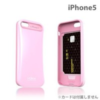 PatchWorks AEONAZ i-Glow iPhone 5 Case (Pastel Pink) iglow i glow:Amazon:Cell Phones & Accessories