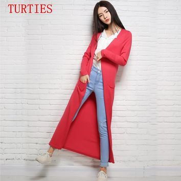*Online Exclusive* Open Duster with Pockets