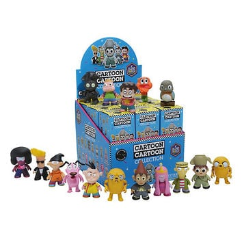 Cartoon Network Collection Wave 2 Titans Blind Box Vinyl Figure Hot Topic Exclusive