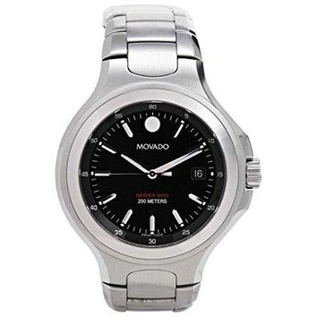 Movado Men's 2600030 Series 800 Performance Stainless-Steel Bracelet Watch $1,200