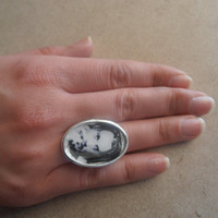 Johnny Depp Resin Ring