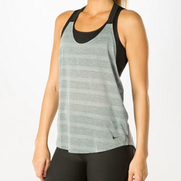 Women's Nike Elastika Elevate Training Tank | Finish Line