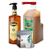 Verismo™ Caramel Macchiato Kit | Make Starbucks® Caramel Macchiato at Home