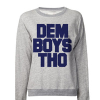 Dem Boyz Sweatshirt | Dallas Cowboys | Cowboys Sweatshirt