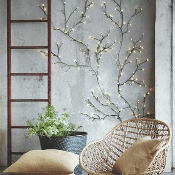 Roost Twinkling Willow Wall Lights * Next Day Shipping *