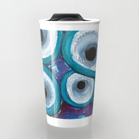 Cells Travel Mug by mariameesterart