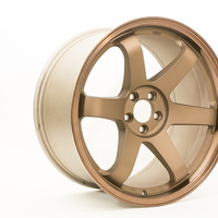 18x9.5 Rota Grid - Speed Bronze (5x114.3/e20/73) Wheeldude.com - Professional wheel dealer.