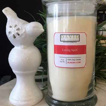 19 oz. Soy Candles