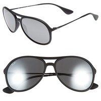 Women's Ray-Ban Mirrored Sunglasses