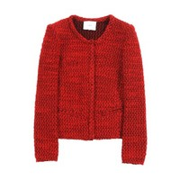 Refilia Jacket - black & red Jacket - Black & Red - Jakctes - Women - IRO