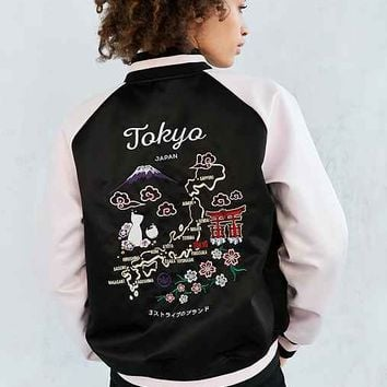 Shop Souvenir Jacket On Wanelo