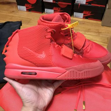 DCCKFX2 Air Yeezy 2 Red October 508214-660