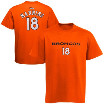 Peyton Manning Denver Broncos Youth Primary Gear Player T-Shirt - Orange - http://www.shareasale.com/m-pr.cfm?merchantID=29080&userID=1042934&productID=549283991
