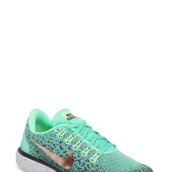 Nike Free RN Distance Shield Running Shoe (Women) | Nordstrom